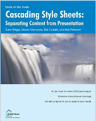 Cover of Cascading Style Sheets