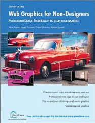 Cover of Web Graphics for Non-Designers