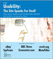 Cover of Usability: The Site Speaks for Itself
