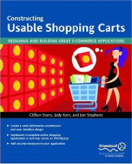 Cover of Constructing Usable Shopping Carts