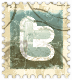Twitter stamp image created for Tutorial9 by Dawghouse Design Studio