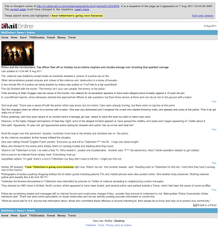 Screen shot of original article.