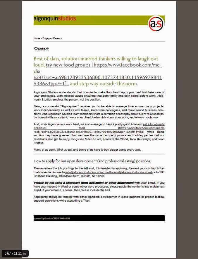 Screen shot of Firefox print output as PDF.