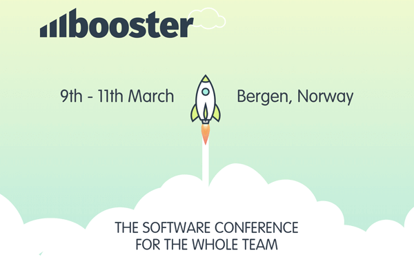 Booster Conference, 9-11 March 2016, Bergen, Norway
